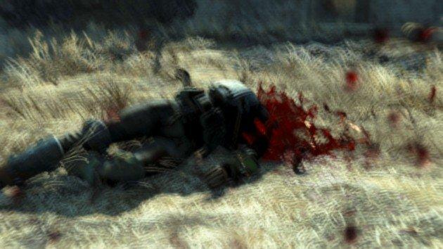 Fallout 4 - Brutal Death - Headless