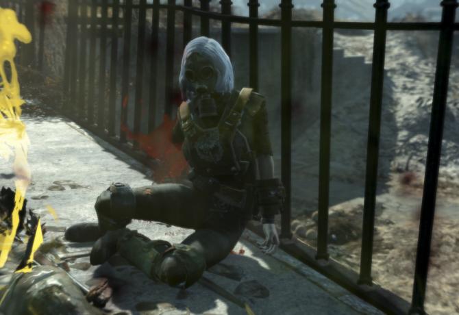Fallout 4 - Brutal Death - Armless