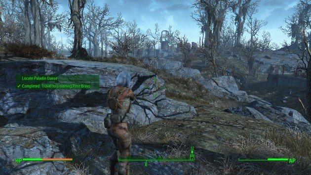 Fallout 4 - Blind Betrayal - Listening Post Bravo