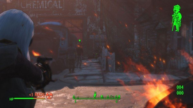 Fallout 4 - Boston After Dark - First War Strategy