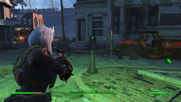 Fallout 4 - Butcher's Bill - Augusta Dead Drop Point