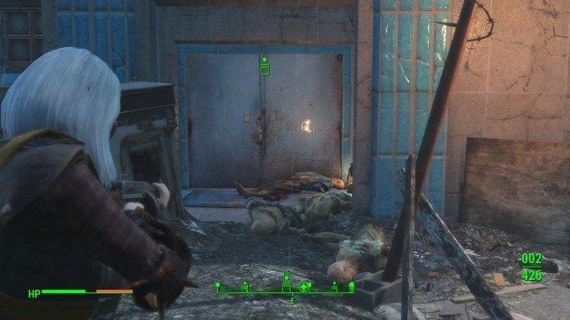 Fallout 4 - Butcher's Bill - Augusta's Safe-House - Kendall Hospital