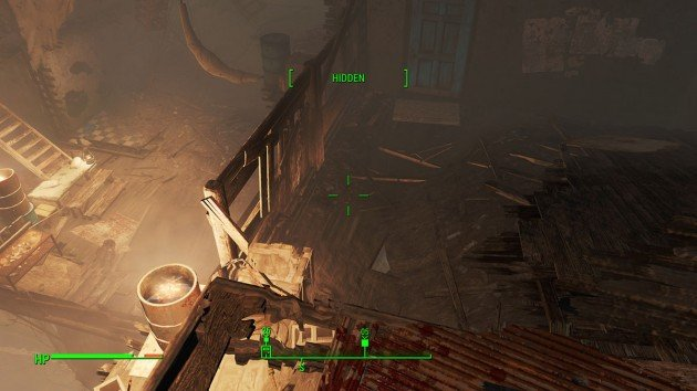 Fallout 4 - Butcher's Bill - Get to the Floor Underneath