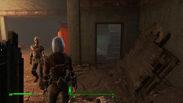 Fallout 4 - Butcher's Bill - Second Level Upstairs