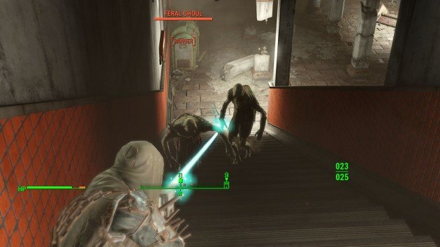 Fallout 4 - Cleansing the Commonwealth - 3rd Level Feral Ghouls