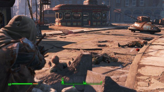 Fallout 4 - Cleansing the Commonwealth - College Square