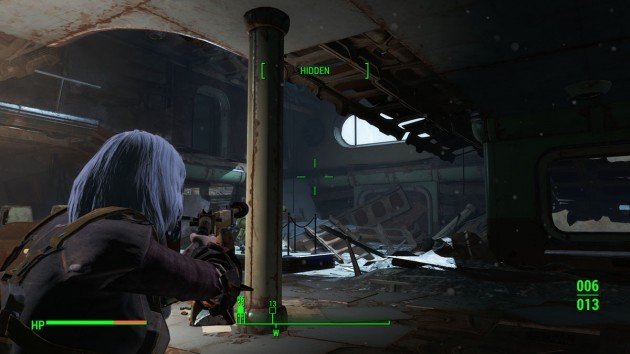 Fallout 4 - Cleansing the Commonwealth Part 3 - Second Floor
