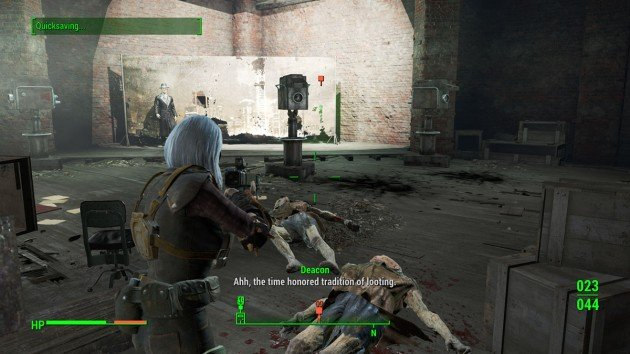 Fallout 4 - Cleansing the Commonwealth Part 4 - Glowing One Ghouls