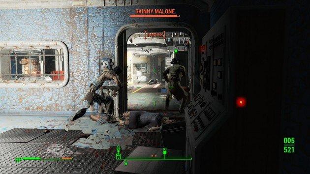 Fallout 4 - Finding Valentine - Kill Darla and Skinny Malone