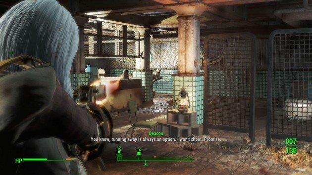 Fallout 4 - Finding Valentine - Kill Triggermen