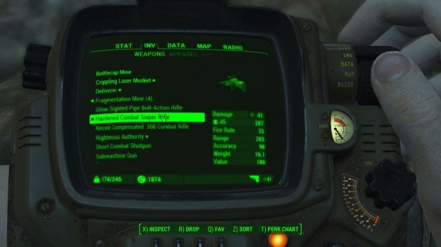 Fallout 4 - How to Easily Kill Behemoths - Weapons