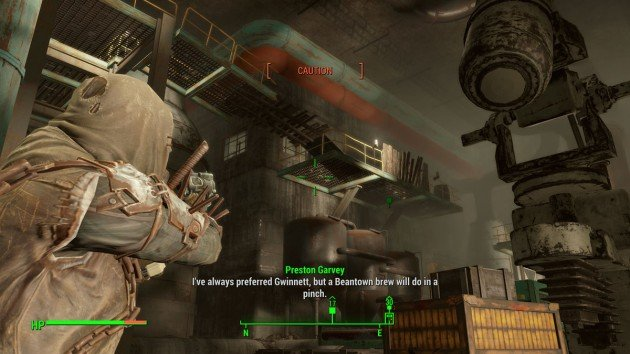 Fallout 4 - Quartermastery - Lure Tower Tom