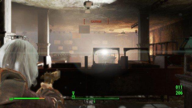 Fallout 4 - Raider Troubles at Oberland Station - Kill Raiders