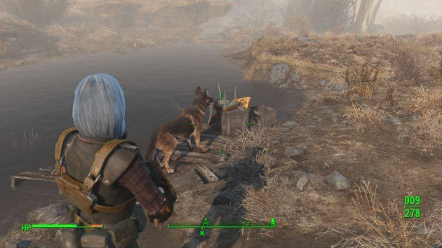 Fallout 4 - Reunions - Cigarette Clue