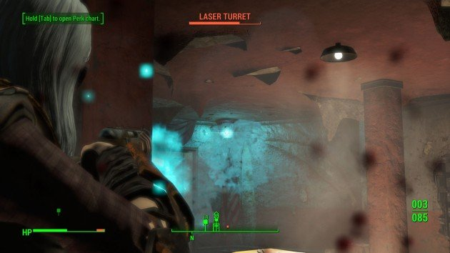 Fallout 4 - Reunions - Laser Turrets