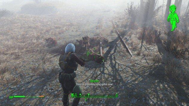 Fallout 4 - Reunions - Mole