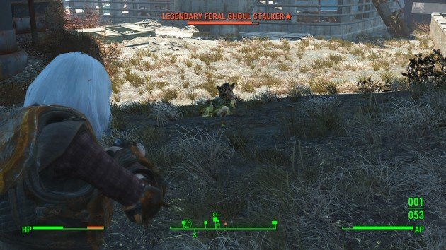 Fallout 4 - The Lost Patrol - Med-Tek Research Ghouls