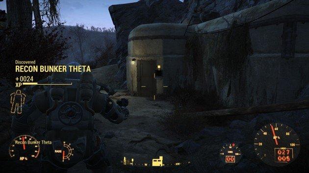 Fallout 4 - The Lost Patrol - Recon Bunker Theta