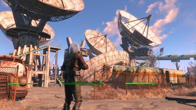 Fallout 4 - The Lost Patrol - Third Distress Signal