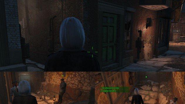Fallout 4 - The Silver Shroud - Kill AJ