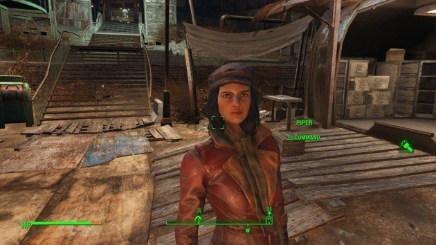 fallout 4 best companion piper