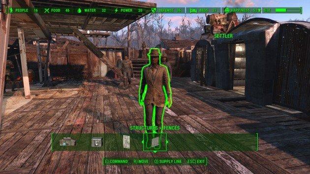 Fallout 4 - Unstuck Settlement - Assign Settlers
