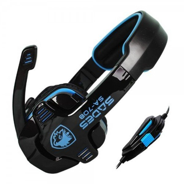 02 best gaming headsets - sades sa