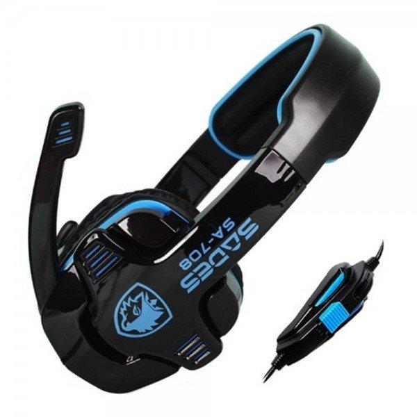 02 best gaming headsets - sades sa