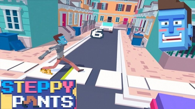 Steppy Pants game