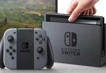 Nintendo Switch Reveal