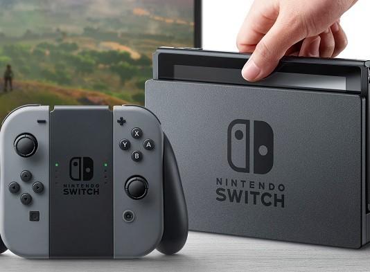 Nintendo Switch Reveal
