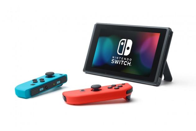 Nintendo consola