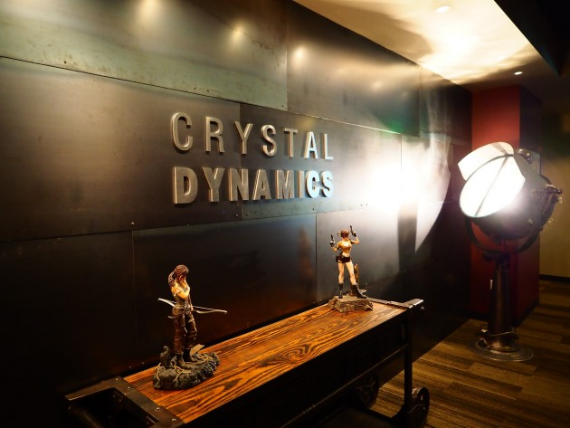 Welcome to Crystal Dynamics