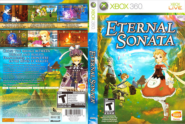 Eternal Sonata Co-op RPG