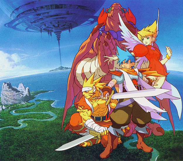RPGs Gem: Breath of Fire