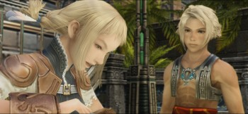 Vaan and Penelo