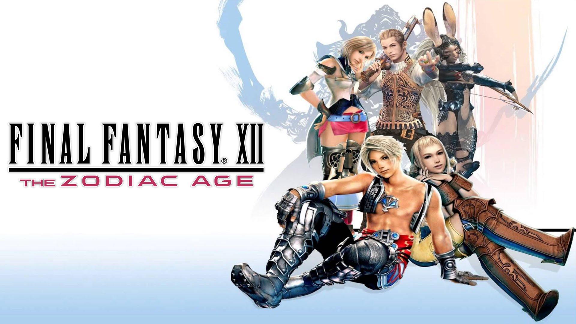 Final Fantasy 12 HD Remake