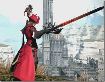 Stormblood Redmage