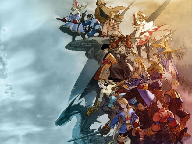 RPGs Gem: Final Fantasy Tactics