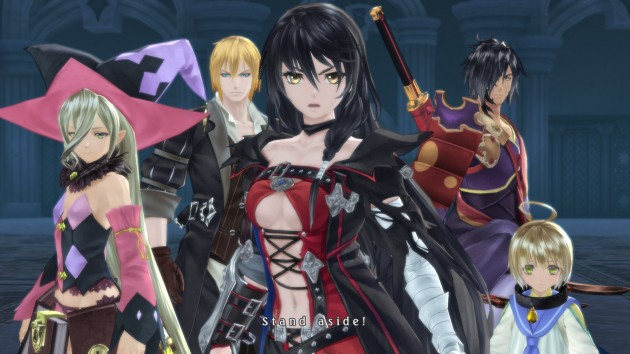 Tales of Berseria Party