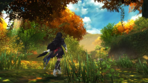 Environments in Tales of Berseria