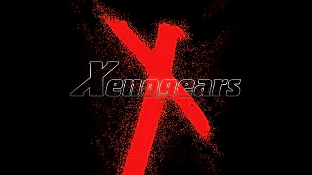 RPGs Gem: The Xenogears Title Screen