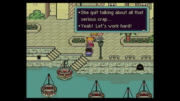 Earthbound Screenshot 3