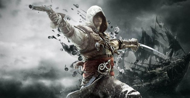 Just an example, Assassin's Creed