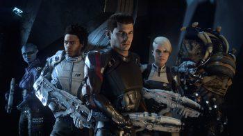 Mass Effect Crew