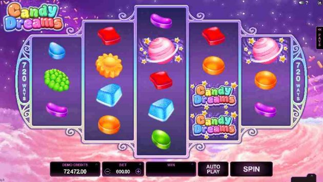 Candy Dreams Game