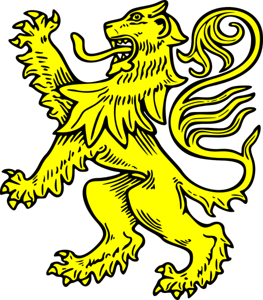 Magic Lion Symbol