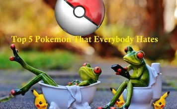 Pokemon that everybody hates