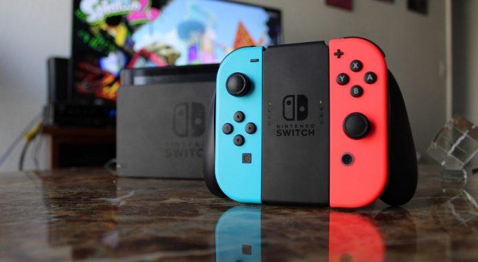 Nintendo Switch accessory