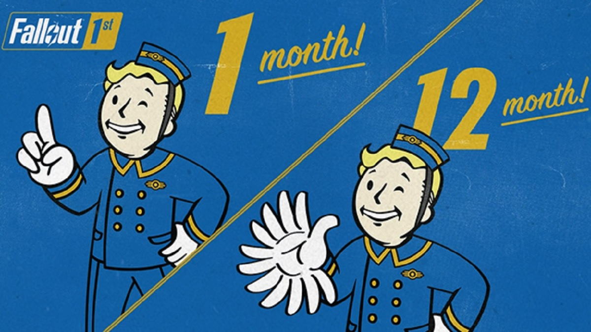 Fallout 76's 1st To Grab Your Money